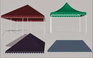 produk canopy kain